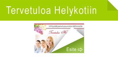 Tervetuloa Helykotiin
